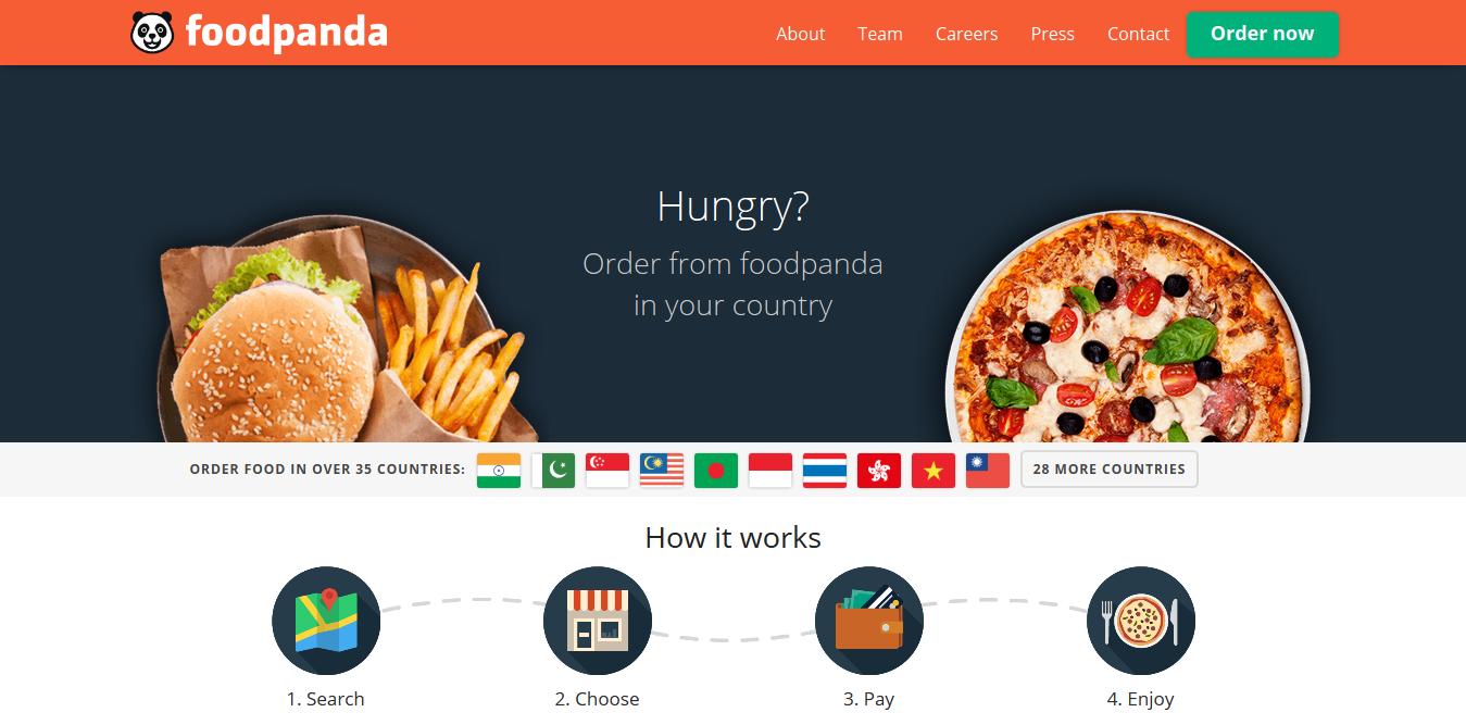 Foodpanda.com