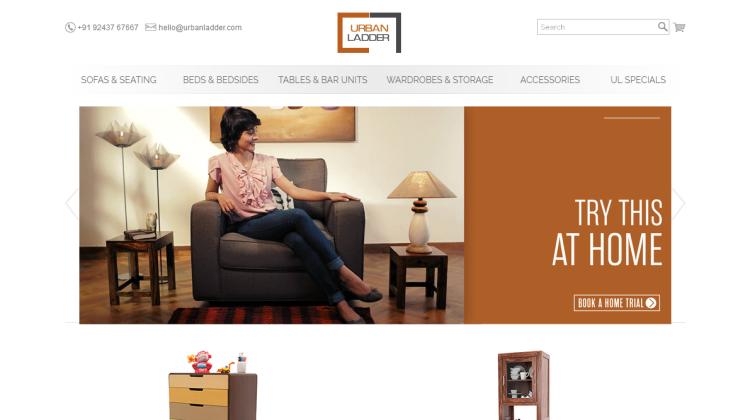 Furniture Online- Buy Furniture Online in India - Furniture Online Shopping Store - Urban Ladder