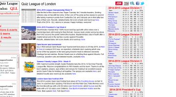 Quiz League of London