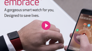 Embrace - Life saving device