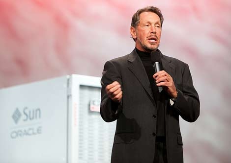 oracle data center