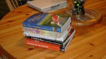 5books before pregnancy