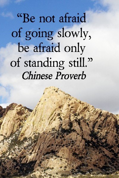 proverb chineese