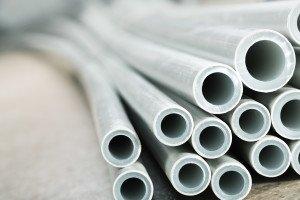 markings on pipe