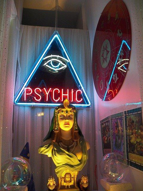 psychic movies