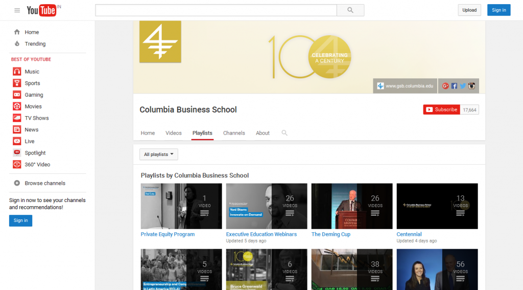 Columbia Business School - YouTube