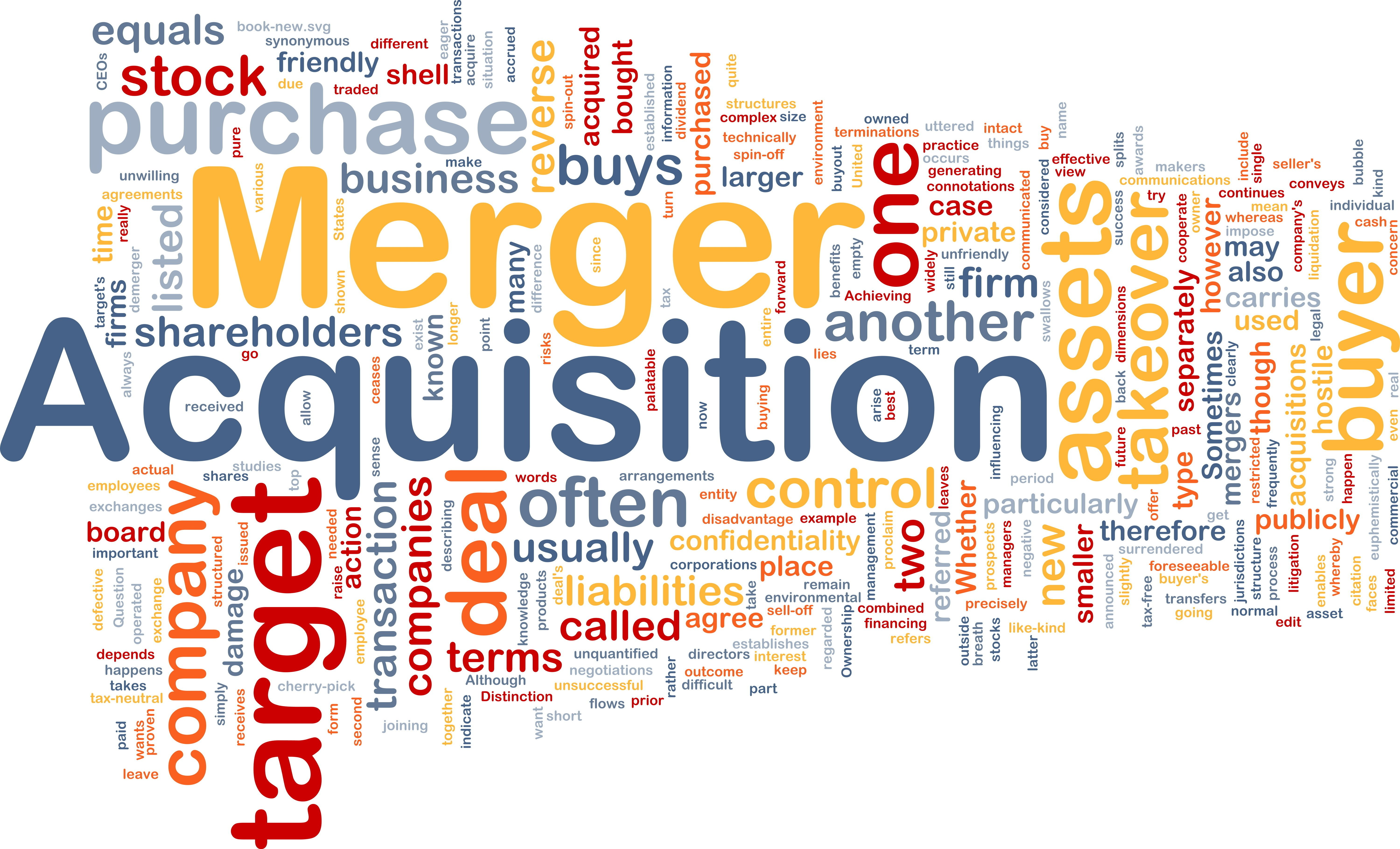 merger and acqisition
