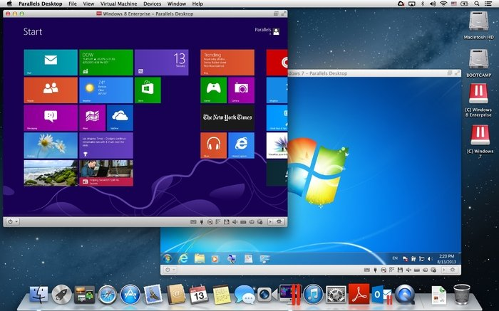 How To Manage To Run Windows Programs In Mac With Parallels