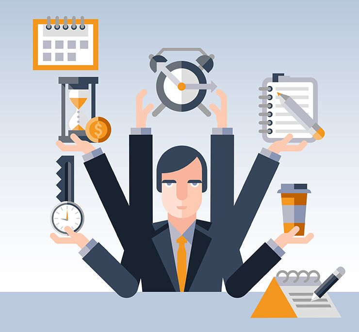 How To Boost Your Project Time Management Skills Jcount Com