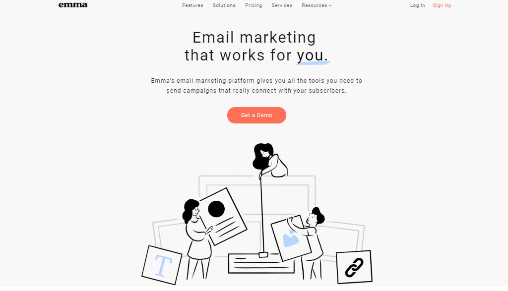 cdd5d6b28e1 Emma provides all tools platform for Email Marketing -  Jcount.com